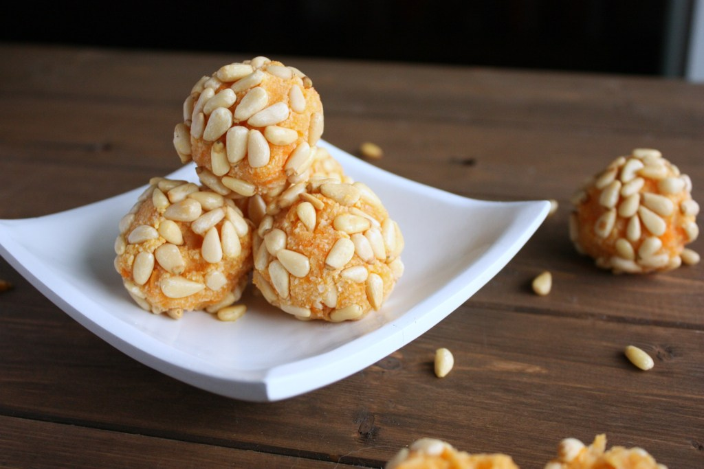 Panellets- Catalan All Saint's Day Cookies