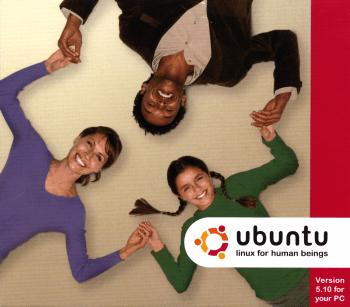 Ubuntu 5.10 Disk