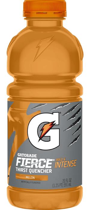Gatorade Thirst Quencher Nutrition Label