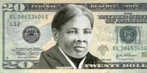 "(FILES) This file photo taken on April 29, 2015 shows an image provided by the ""Women On 20's"" organization festuring abolitionist Harriet Tubman on the US twenty dollar bill.   Celebrated former US slave Harriet Tubman will replace President Andrew Jackson on the $20 banknote, the first time an African-American has been featured on US money, a Treasury official said April 20, 2016. The decision came after the Treasury came under pressure to put a woman on a different banknote soon to be revised, the $10 bill that features the first Treasury secretary Alexander Hamilton.  / AFP PHOTO / Women On 20's / Handout / RESTRICTED TO EDITORIAL USE - MANDATORY CREDIT ""AFP PHOTO / ""WOMEN ON 20'S"" - NO MARKETING NO ADVERTISING CAMPAIGNS - DISTRIBUTED AS A SERVICE TO CLIENTS"