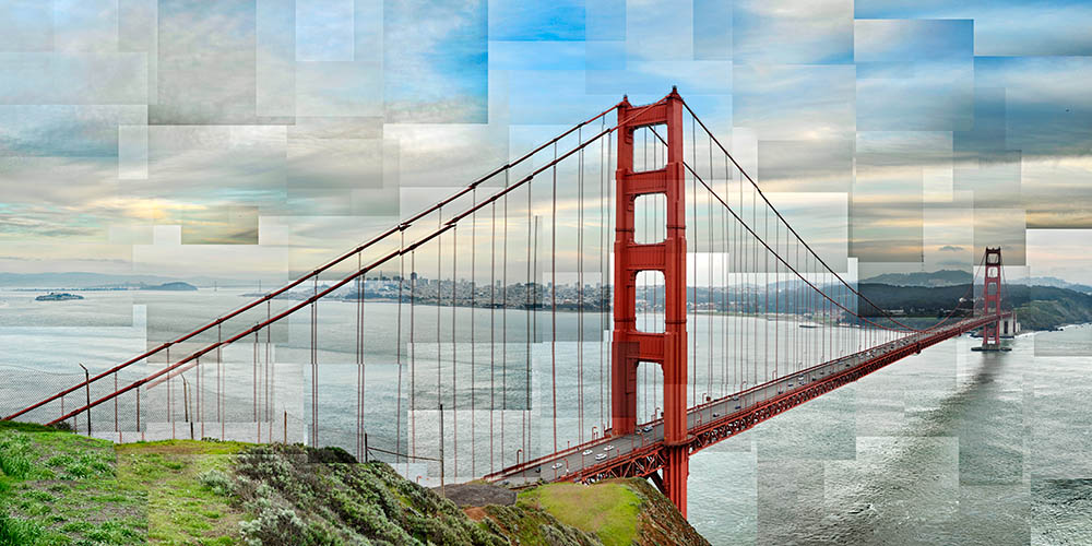 Golden Gate Panoramic