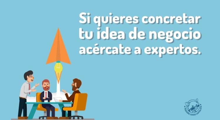 Ideas para jóvenes emprendedores