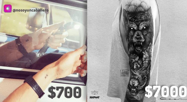 Cuánto Cuesta Hacerte Un Tatuaje Cuanto Cuesta Removerlo