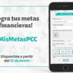 Una app que te ayuda a llegar a tus metas : #MisMetasPCC