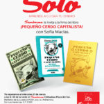 Firma de autógrafos en Chihuahua