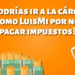 LuisMi y la evasión fiscal