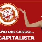 Rituales para que el Año del Cerdo … Capitalista sea más próspero