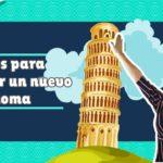 Cómo aprendí italiano en semanas #Storytime | 4 tips para aprender un idioma gratis o casi