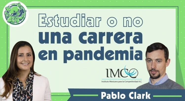 Estudiar o no una carrera en pandemia