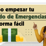 Fondo de emergencia: cómo juntarlo y para qué usarlo