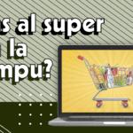 ¿Qué es mejor, ir al supermercado o comprar en línea?