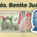 Conoce el nuevo billete de 20 pesos conmemorativo del Bicentenario