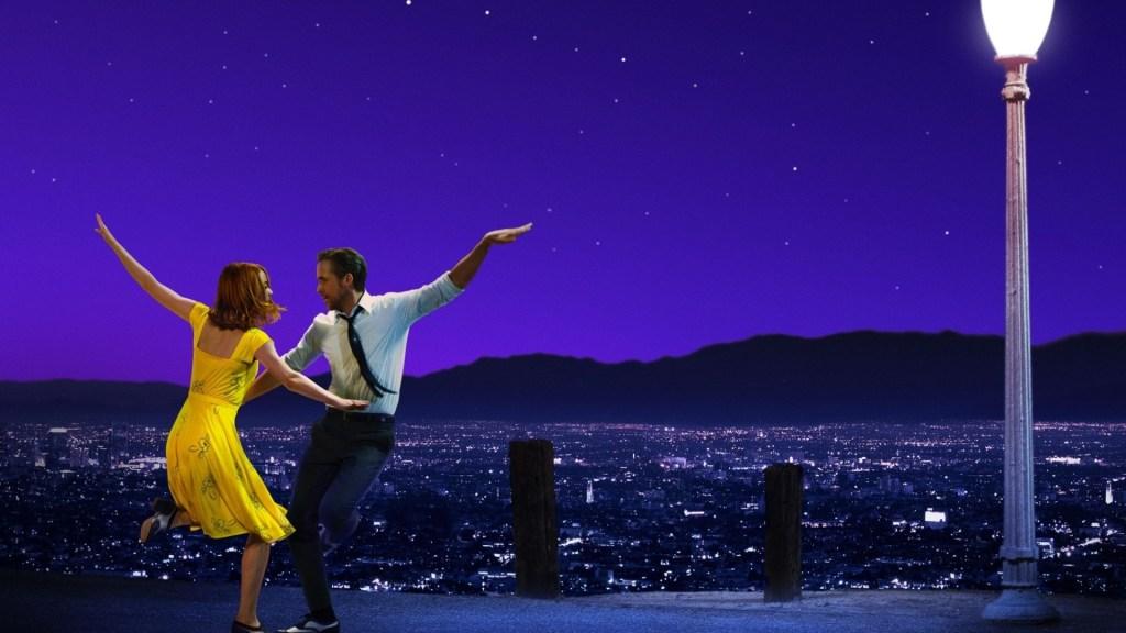 Poster Oficial de La La Land