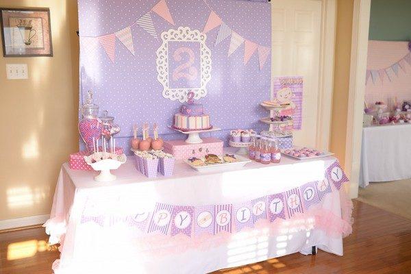 Fantasticas Ideas Para Fiestas Infantiles En Casa 2016