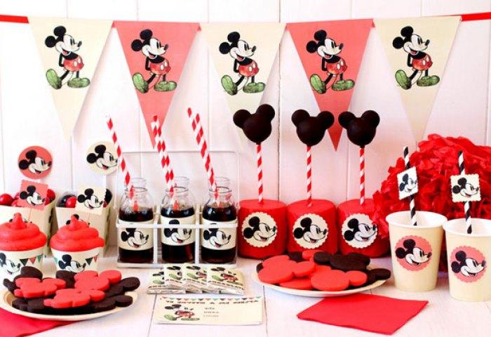 Ideas Para Fiestas Infantiles De Mickey Y Minnie Pequeociocom