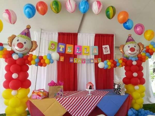Decoración Temática Globos Fiesta Infantil