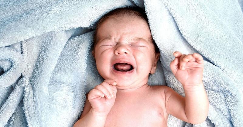 porqué llora mi bebé