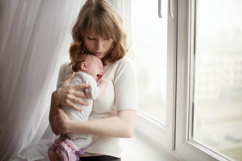 tecnicas para eliminar gases bebe