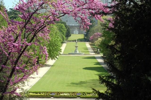 Parques de Madrid: Campo del Moro Madrid