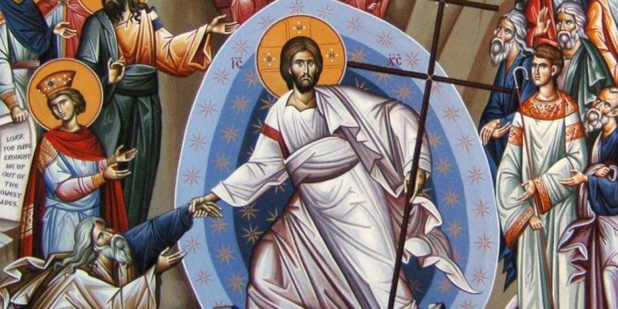 Η χαρά της Ανάστασης! Κείμενο της παραγωγού της Πειραϊκής Εκκλησίας Σ.Χατζή.