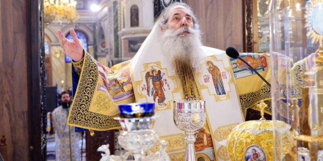Πανηγυρικά τίμησε η Ιερά Μητρόπολη Πειραιώς την Αγία Θ' Οικουμενική Σύνοδο.