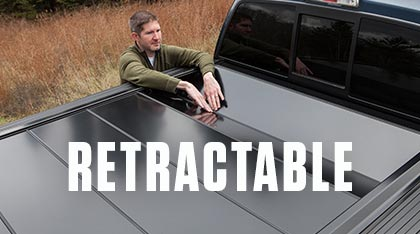 Retractable Pickup Tonneau Bed Covers Peragon