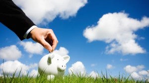 Saving for your financial future.