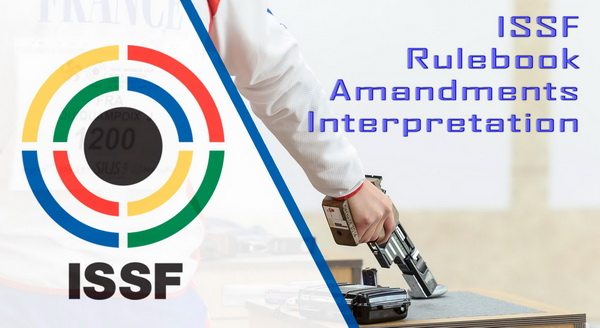 Download Buku Peraturan ISSF & Amandemen