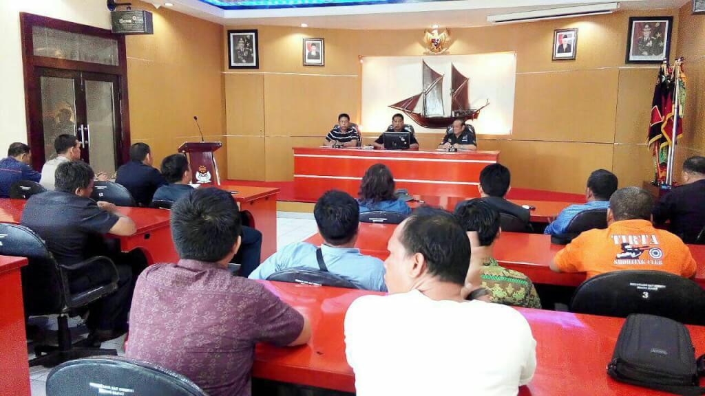 Ketua PERBAKIN Kota Makassar Minta Anggotanya Tak Terlibat Politik