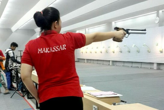 Teknik Dasar Menembak Sasaran Air Pistol 10 Meter