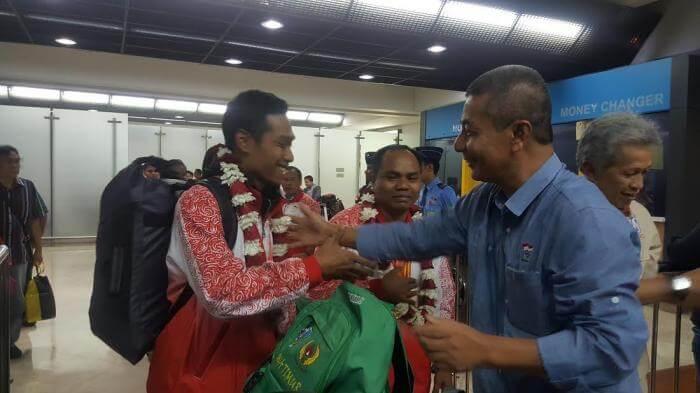 Tim Menembak Indonesia Raih 12 Medali Emas di Kejuaraan South East Asia Shooting Association