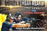 AIM Shooting Club Gelar Turnamen Level 1