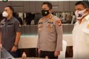 """Kapolrestabes Makassar Hadiri Pelatihan Pelatih Menembak Lisensi """"C Plus"""" Nasional"""