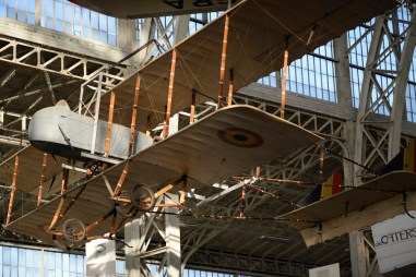 Aircraft WW1 Suspended