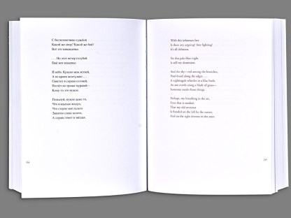 On the Border of Snow and Melt, Selected Poems of Georgy Ivanov