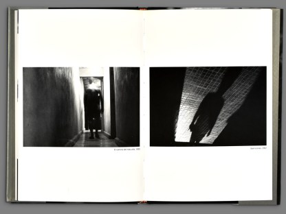 Interior of book, Trance by Jorge Luis Alvarez Pupo