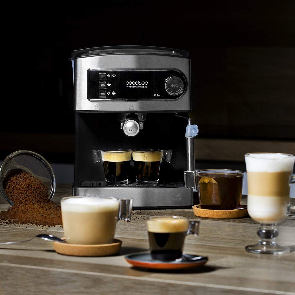 Cecotec Power Espresso 20 photo