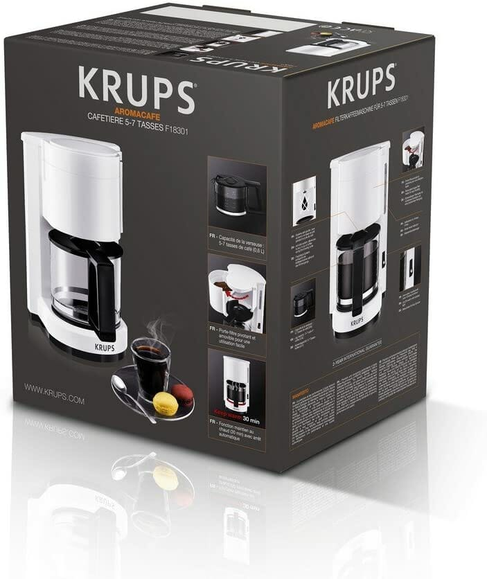 Krups F1830110 test et avis