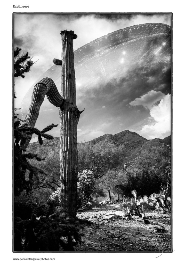 Aliens over Tucson
