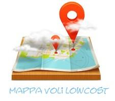 Vai alla Mappa Voli Lowcost