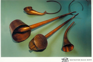 ear trumpet the first hearing aid