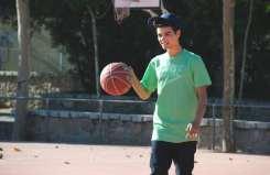 Baloncesto con Abraham