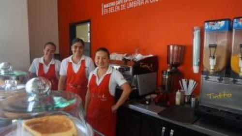 Cafe's in Pereira