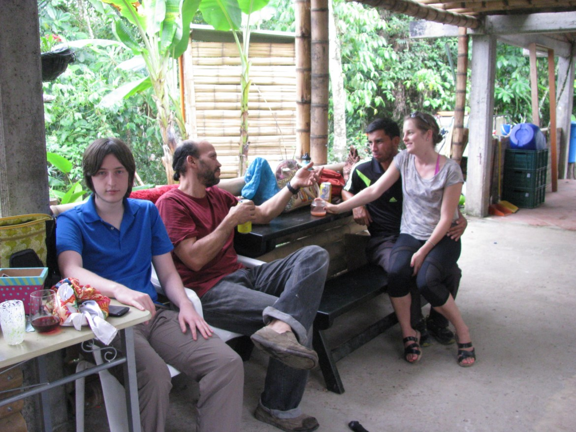 Permaculture, Eco-Construction and Volunteering