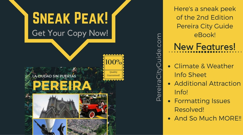 Pereira City Guide by Erin Donaldson