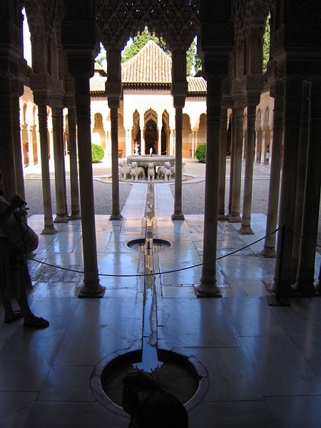 Revisitar la Alhambra