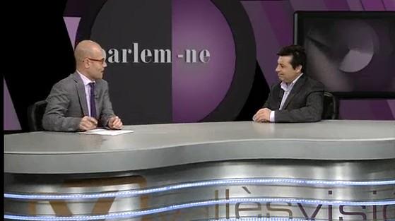Entrevista a Antoni Guil a Vallès Visió