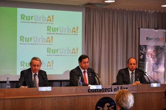 Signatura de la Carta Europea per a la Governança Territorial i Alimentària