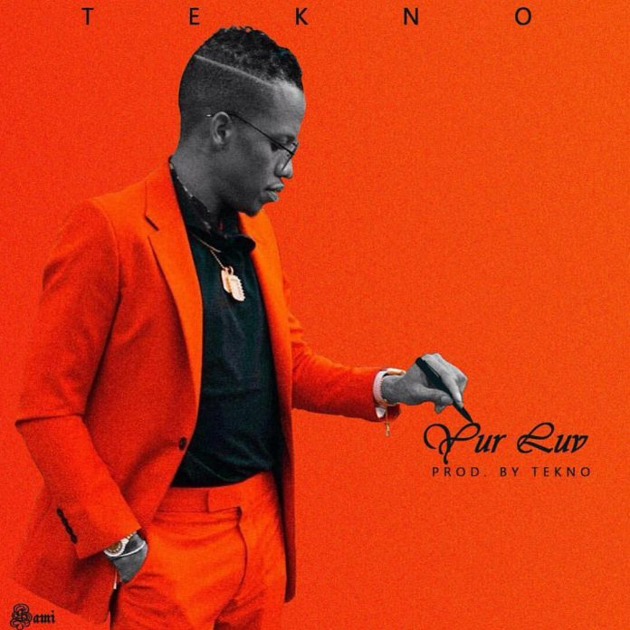 Tekno – Yur Luv (Lyrics)
