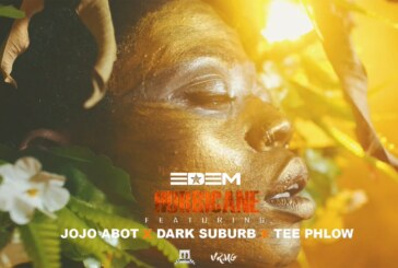 Edem ft TeePhlow, Jojo Abot & Dark Suburb – Hurricane (Official Video)